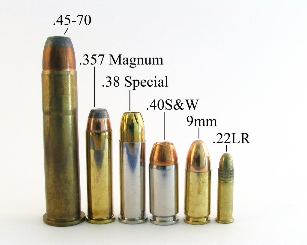 Picture for category Ammunition Description
