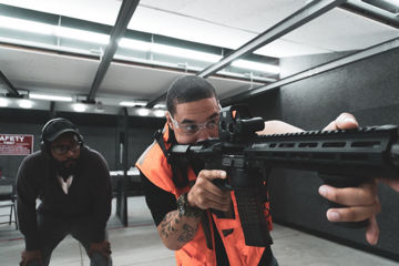 Picture of GUN HANDLERS Defensive Rifle Course - Advanced Shooter - 03/16/2019 Eastpointe