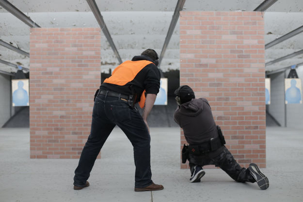 Picture of GUN HANDLERS Defensive Pistol Course - Advanced Shooter - 11/16/2019 Eastpointe